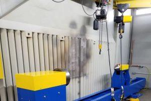 air bearing lathe