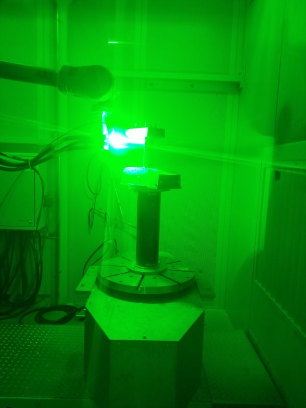 ABB F4 plasma gas turbine vane
