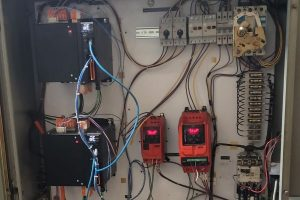 New CPU, servo drives & VFDs
