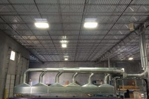 Carbide strip system, front