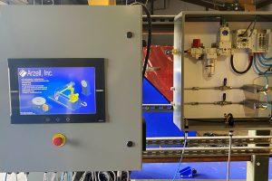 Laser clad MFC & controls